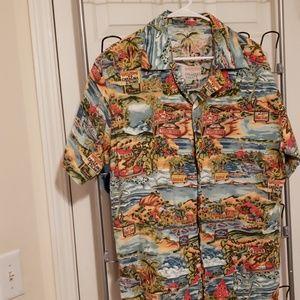 California Hawaii shirt
